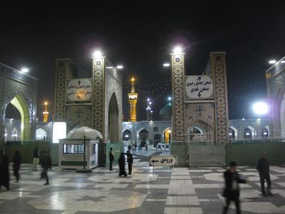 2014年11月、地獄の門とペルシャ探訪⑤(マシュハド)