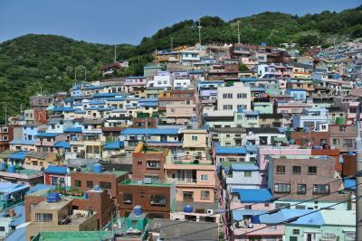 初めての韓国*プサン*2泊3日の一人旅①