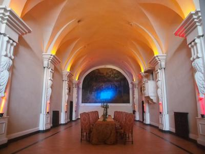 Buongiorno~~!ゆるゆる~~わが家の南イタリア旅 1 ★秘密の冒険どころいっぱいの・・・16世紀の元・修道院・・・ホテル・サン・フランチェスコ・アル・モンテ★