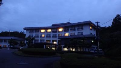 サマーイルミ鑑賞の旅(16) 加西市 公共の宿 いこいの村はりま宿泊記。