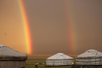 オルホン渓谷の文化的景観:チンギスカンの都 カラコルム