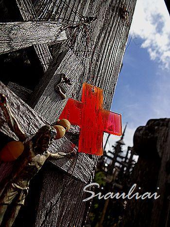 2016 夏休み!!5泊7日でバルト三国&北欧 ひとり旅(4) シャウレイ十字架の丘