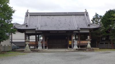 サマーイルミ鑑賞の旅(19) 加西市 2ヶ所の大歳神社を廻る。