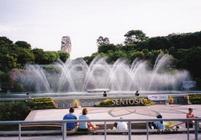 美しい街シンガポールの思い出