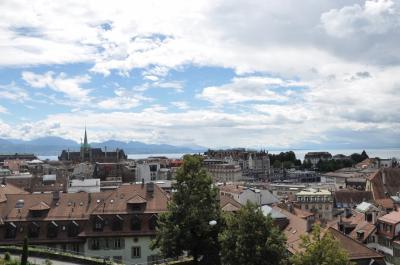 夏のスイス&イタリア旅行! 三日目午後