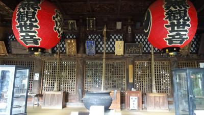 サマーイルミ鑑賞の旅(24) 加西市 一乗寺の参拝。