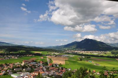 夏のスイス&イタリア旅行! 四日目
