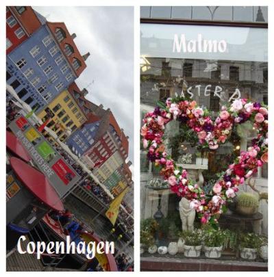 2016 夏休み!!5泊7日でバルト三国&北欧 ひとり旅(完)コペンハーゲン&マルメ
