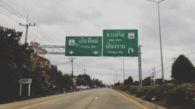 2016年夏タイ北部ドライブとバンコクの旅⑧ チェンマイ 素敵なゲストハウス編