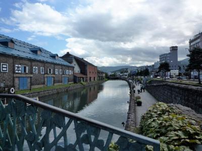 2014年9月 北海道旅行 2日目 札幌場外市場~小樽~余市