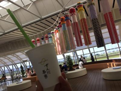 仙台 大好きで大好きでたまらない ずんだの聖地で大興奮