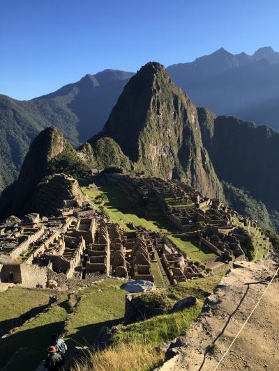 ペルーひとり旅①~ナスカの地上絵遊覧飛行~