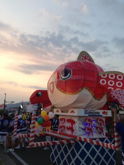 【山口】柳井金魚ちょうちん祭り