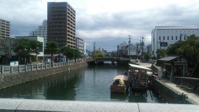 現地滞在わずか1時間 松江市内中心部ぶらり散策記