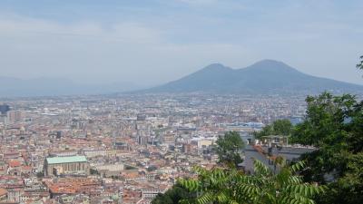 2016年 混沌と風光明媚のはざまをいく旅 南イタリア  6   ナポリ (2)