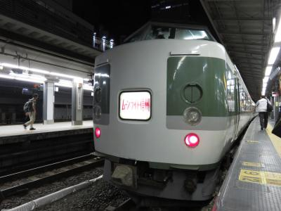 夏の青春18きっぷで、快速列車に乗ってみよう。