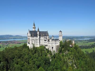 夏旅ドイツ(4日目)★念願のノイシュバンシュタイン城