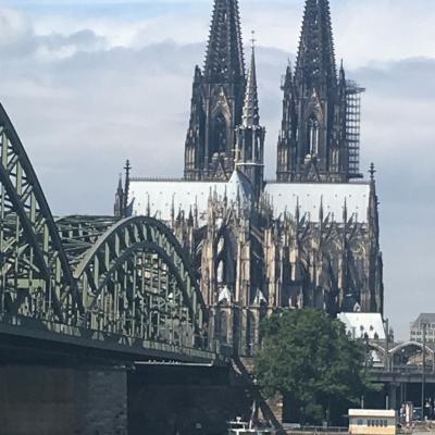 ドイツ漫遊記~フランクフルトからケルン、ミュンヘン~