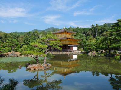 1泊2日の京都寺社巡り