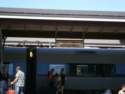 北欧3都市 気ままな女一人旅 part3  コペンハーゲン~イエテボリ