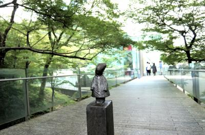 新東名高速道路でポーラ美術館へ