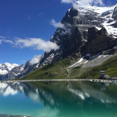 2016 スイス名峰を巡る②