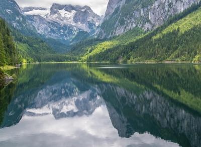 ザルツカンマーグート最深部にひっそりと佇むゴーザウ湖 ~4日目にして初めてのハイキング~