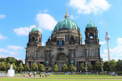ドイツ・チェコ・ハンガリー・スロバキア・オーストリアのドライブ2087.3キロの旅 NO.1ベルリン市内観光
