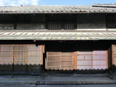 近江商人の街並み (新町通り)