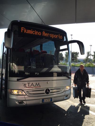 ローマ フィレンツェ ヘルシンキの旅 ④
