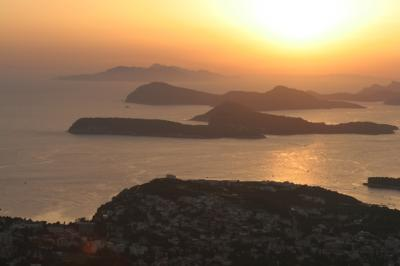 2014年8月 バルカン半島周遊 @クロアチア Dubrovnik