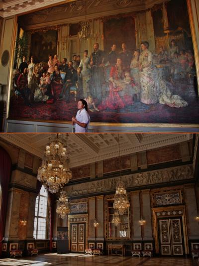 北欧・中欧の旅2016 第4回 コペンハーゲン 1日目 チボリ公園、クリスチャンボー城 Tivoli and Christiansborg Slot/Copenhagen