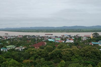 ミャンマー2日目、港湾都市モーラミャイン、そしてパアンへ