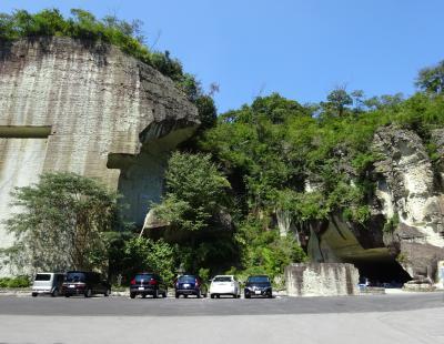 今年も避暑は東急ハーヴェスト那須~大谷資料館と平和観音