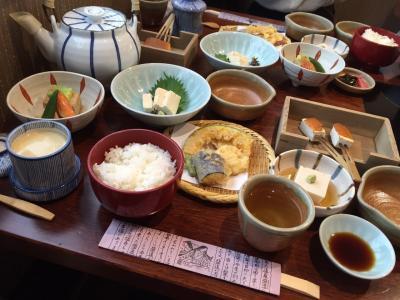 京都・大阪の旅。食べて、飲んで、遊んだ家族旅でした。【1】