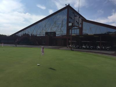 30年前に日本プロ選手権が開催された「愛媛ゴルフ倶楽部」でラウンドしました。
