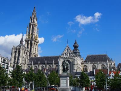 素敵な街に感激☆ベルギーひとり旅 2