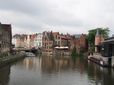 素敵な街に感激☆ベルギーひとり旅 6