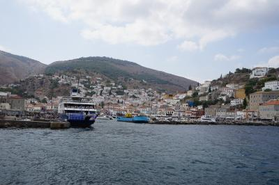 2016.8 夏旅・ギリシャ【8】~エーゲ海クルーズ・イドラ島