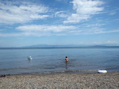2016夏キャンプ@琵琶湖こどもの国