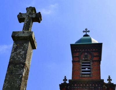 【長崎】平戸・生月島の美しい海と教会巡り