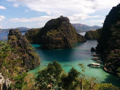 フィリピン最後の秘境 コロン、エルニド旅行