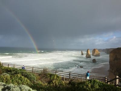 JALビジネスクラスで行くオーストラリア・メルボルン。グレートオーシャンロード /Great Ocean Roadをドライブ。