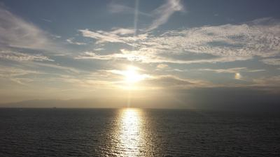 夕日を眺めに琵琶湖へ エクシブ琵琶湖1泊2日の旅