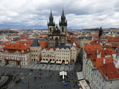 ツアーでヨーロッパ(お一人様)中央三カ国(ハンガリー、オーストリア、チェコ)の旅2