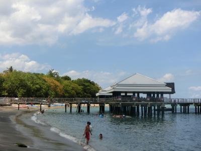 ジャカルタからのエクスカーションを考えてみる #4 ロンボク島、スンギギビーチで1日だけのバカンス