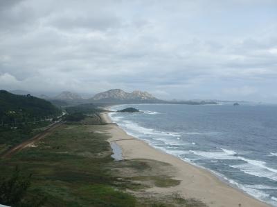 週末韓国はソクチョ(束草)起点に2ヶ所の展望台から北朝鮮を眺める旅