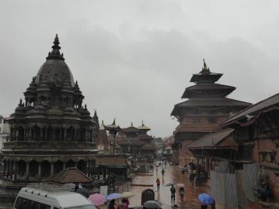 足元ずぶ濡れになっても構わない人だけで行く午後(親子旅第10弾 ネパール 12パタン編その2)