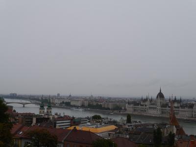 中欧3ヶ国の旅1・2日目(弾丸ハンガリー編)