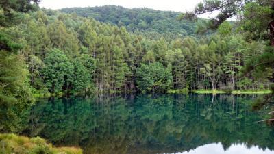 夏のドライブ旅行 2016 (5)  別所温泉、秩父の蕎麦、三峰神社、御射鹿池